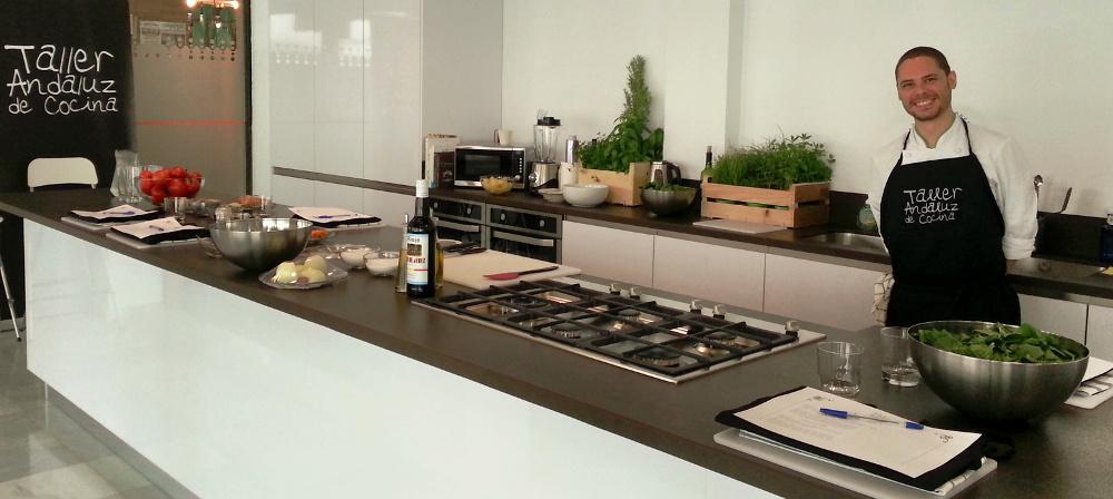 Nuestra cocina for Taller andaluz de cocina