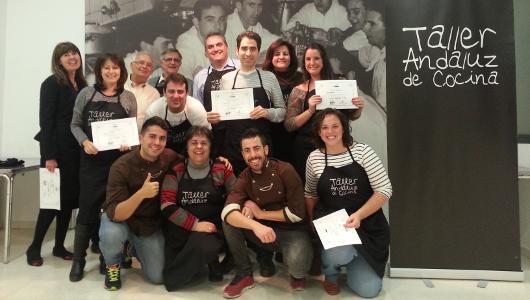 Eventos privados for Taller andaluz de cocina