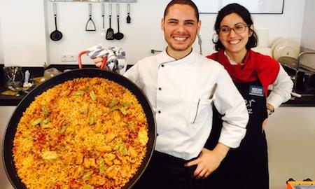 Taller andaluz de cocina cooking school in seville for Taller andaluz de cocina